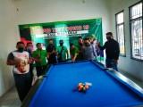 Turnamen Biliards Cups PWI Muba 2020 Telah Bergulir