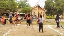 Turnamen Bola Voli Emak-emak, Sebarkan Virus Olahraga