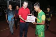 Tutup Turnamen Futsal Ini Pesan Wabup Muba