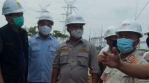 Uji Coba Arus Listrik Dari DSSP Power Ke TFT, Ini Komentar Ketua DPRD Muba!