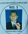 Cecen Arci Calon BPD Terpilih Perwakilan Dusun 3 Desa Epil