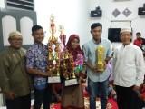 Pencab Ikatan Pencasilat Seluruh Indonesia (IPSI) Kabupaten Muba, mempersiapkan pembangunan Padepokan IPSI Muba.