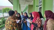Wakili Muba Tingkat Provinsi, SMA N 1 Bayung Lencir Didatangi Tim Penilai Lomba Sekolah Sehat