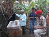 Warga Desa Pengaturan Budidayakan Madu Lebah Kelulut.