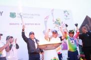 Waskita Sukses Sponsori Torch Relay Api Obor Asian Games 2018